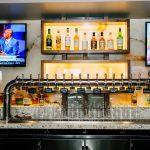 b town kitchen bar beer taps