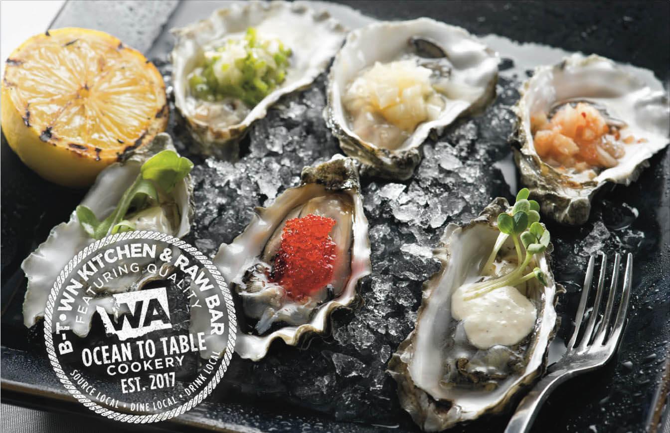 bellingham seafood restaurant fresh oysters image