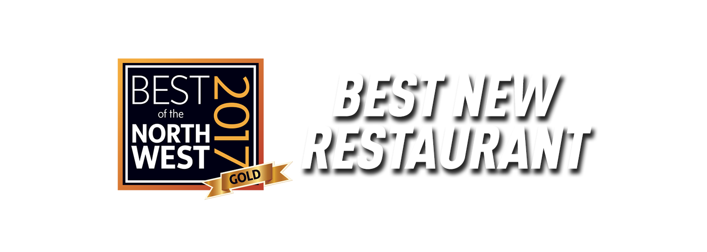 "B-Town | Voted ""2017 Best New Restaurant"""