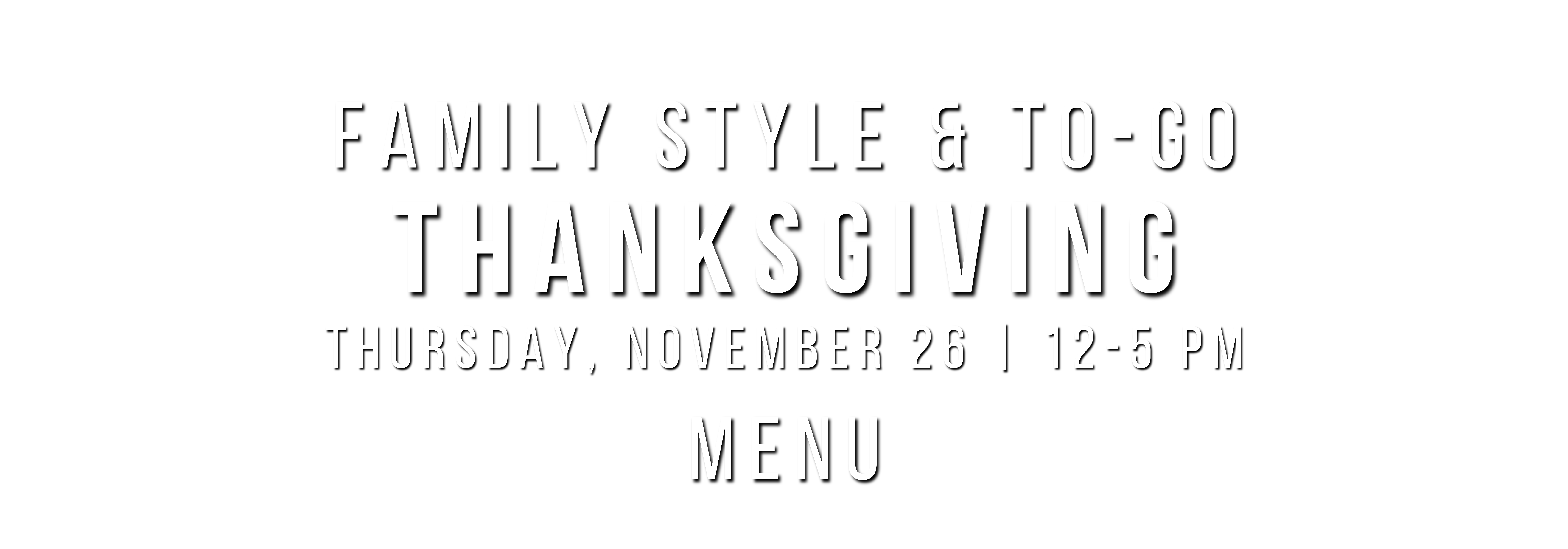 dine in or take out thanksgiving bellingham wa btown